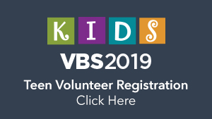 VBS Teen Volunteer Registration image