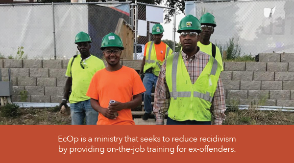 EcOp Works for Ex-Offenders image